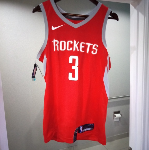 timeless design ee4a7 848ae Houston Rockets Jersey